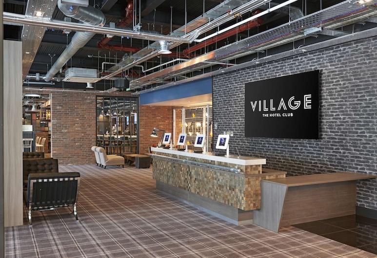 Village Hotel Glasgow, Glasgow, Recepción