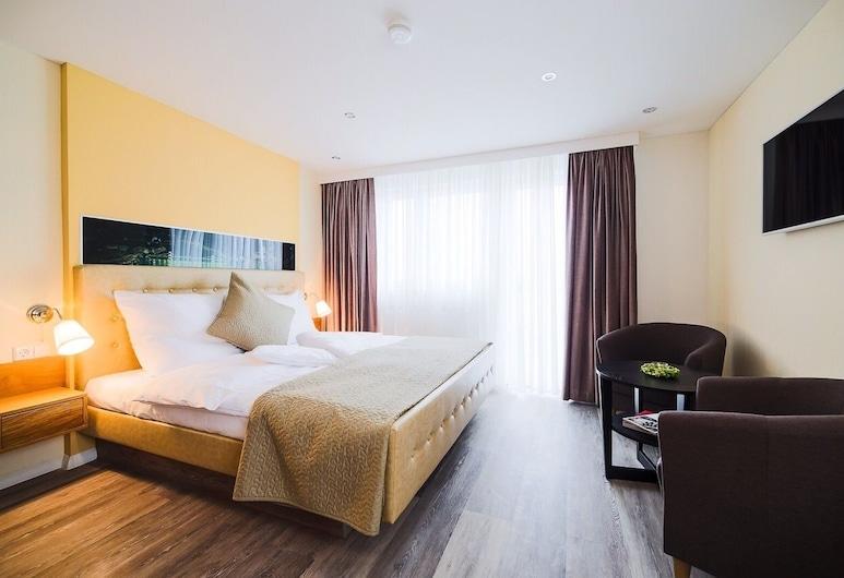 Hotel Filderhof, Leinfelden-Echterdingen, Habitación doble estándar, 1 habitación, para no fumadores, Habitación