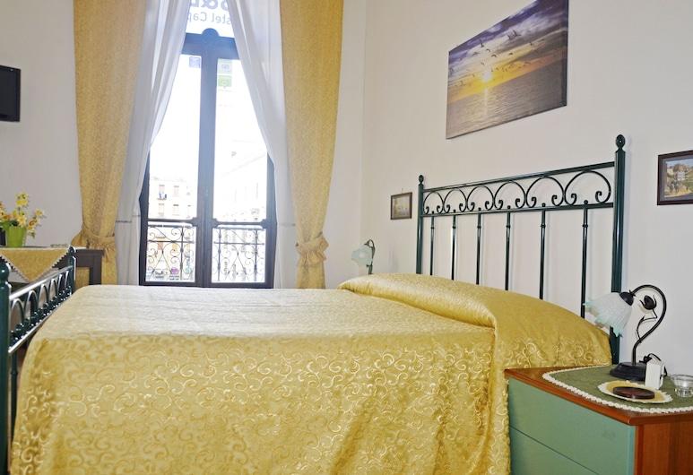 Bed & Breakfast A Castel Capuano, Napoli, Dobbeltrom, Gjesterom