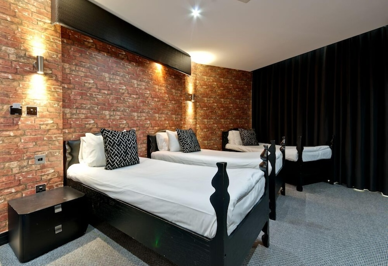 Printworks Hotel, Liverpool, Twin Room, Guest Room