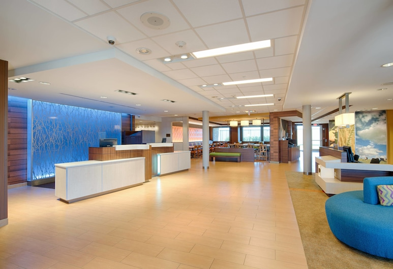 Fairfield Inn & Suites by Marriott Columbus Dublin, Dublino, Hall