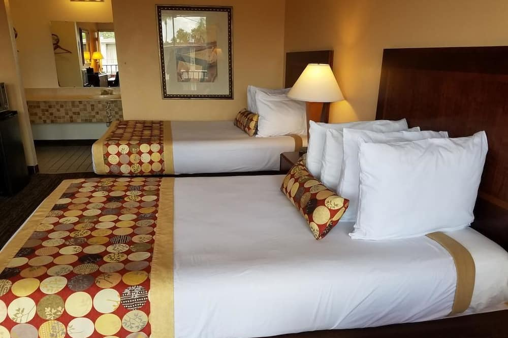 Quarto Standard, 2 camas de casal - Casa de banho