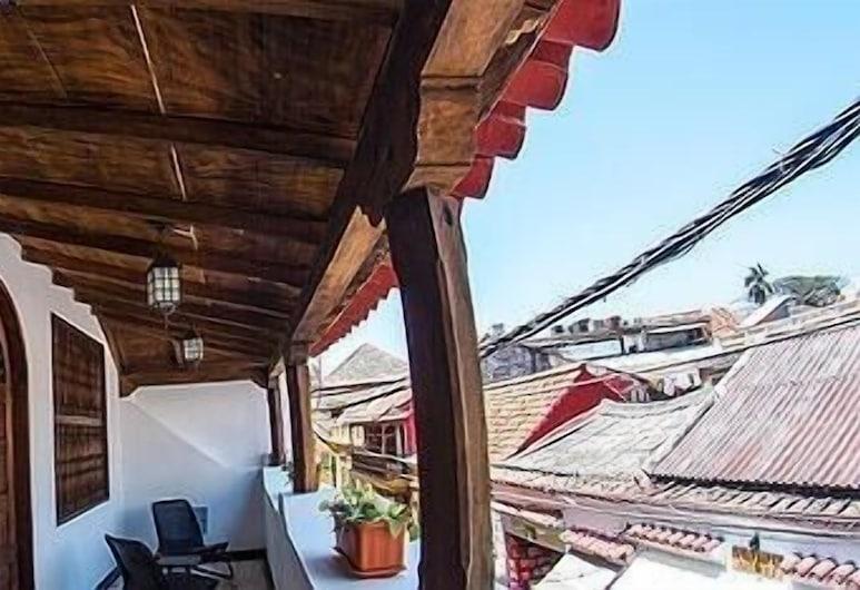 Hotel Santa Alejandria, Cartagena, Terrace/Patio