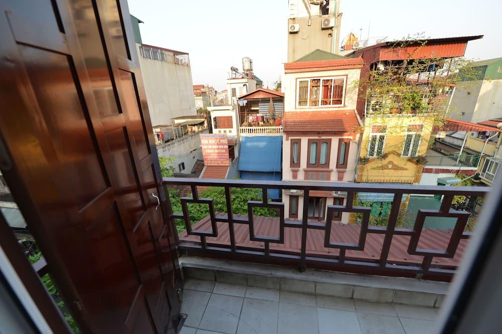 Deluxe-Zimmer - Balkon