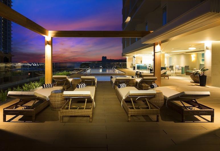 芽莊自由中心酒店, 芽莊, 室外泳池