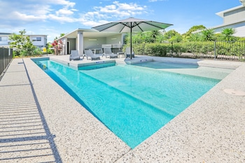 在阳光海岸的直营酒店 - 明水微风照片