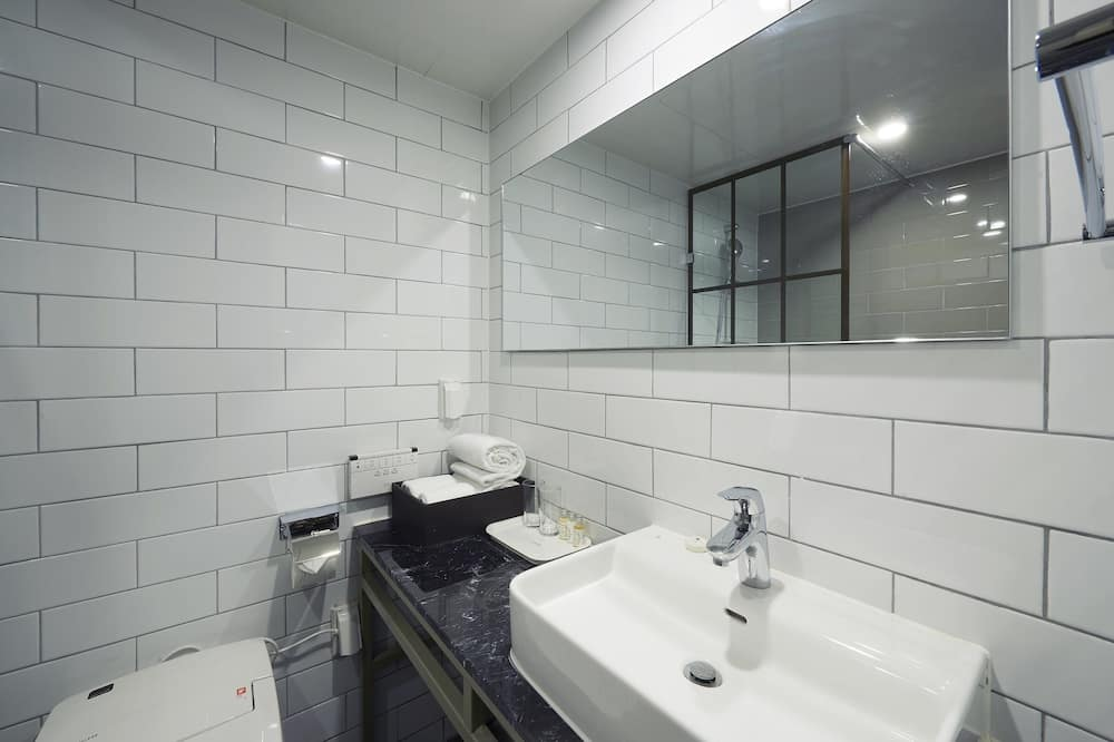Izba typu Deluxe (Ondol) - Kúpeľňa