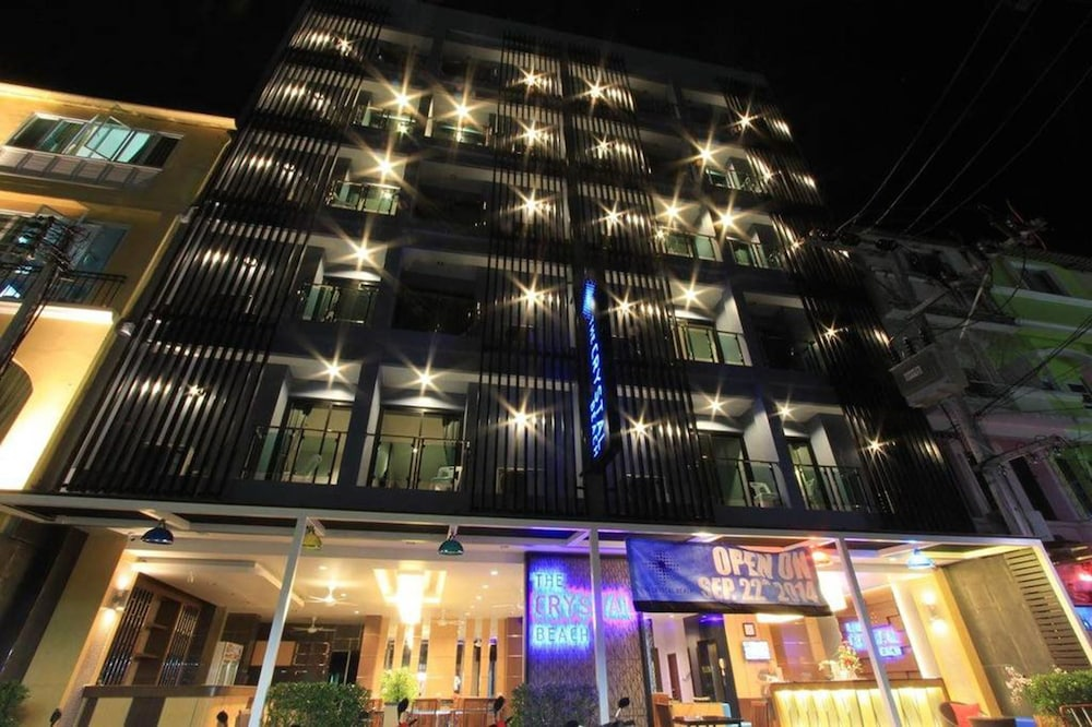 The Crystal Beach Hotel Patong