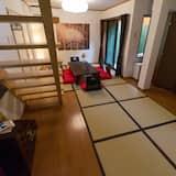 タウンホーム (5 futon, 2 semidouble, 1 sofa bed) - リビング エリア