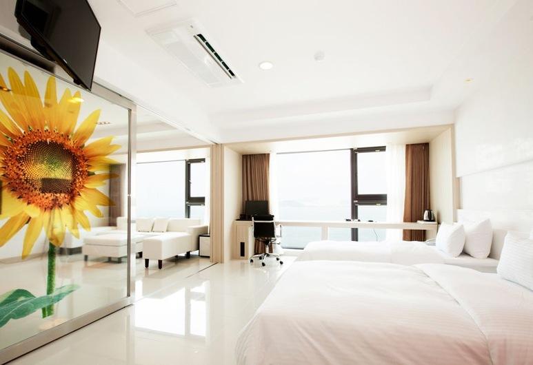 普雷米爾斯飯店, 仁川, 皇家套房, 客房