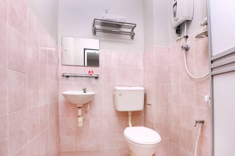 Deluxe Double Room, 1 Katil Ratu (Queen) - Bilik mandi