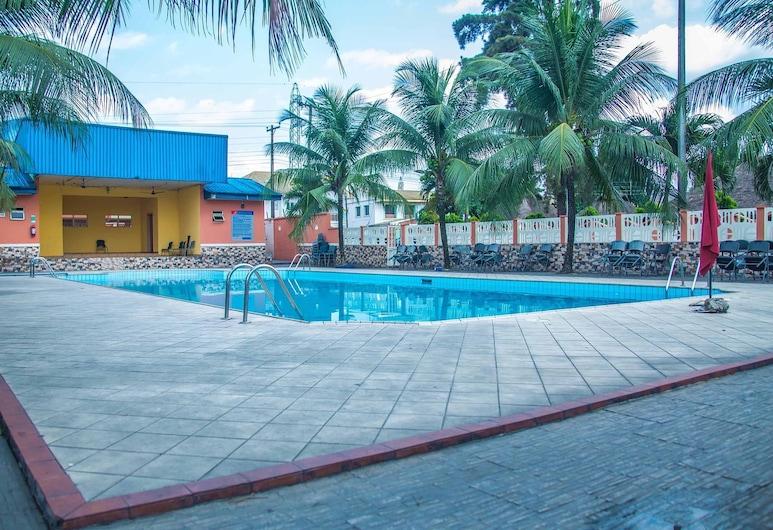 Randolph Hotel & Resort, Port Harcourt, Baseins