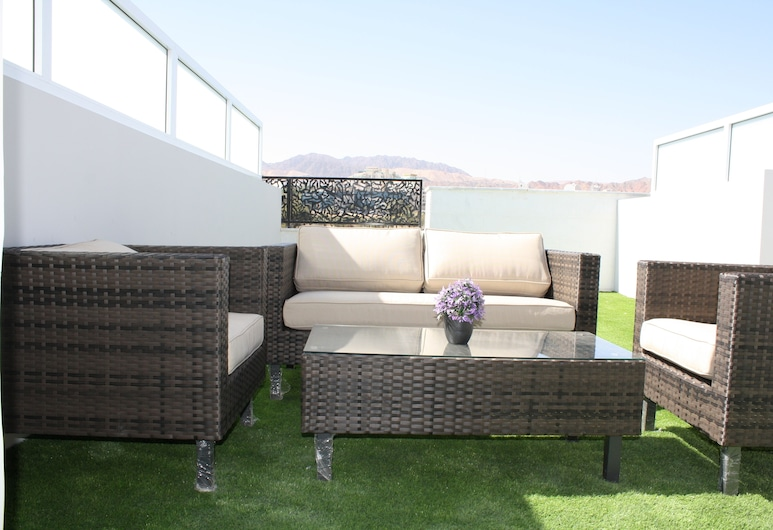 Rich Royal Suites, Eilat, Executive Suite, Terrace/Patio