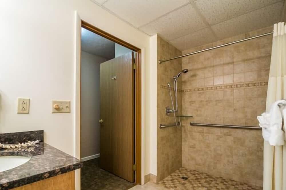 Стандартний номер, обладнано для інвалідів - Ванна кімната