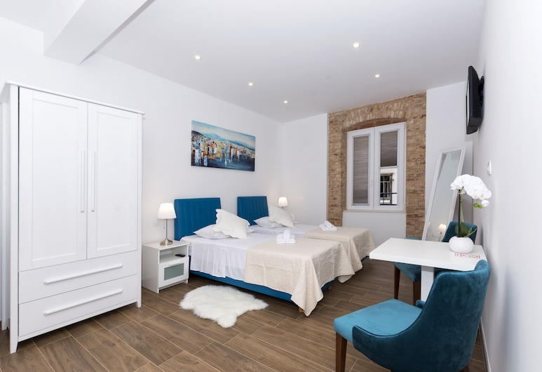 Peruzovic Rooms & Apartments, Split, Deluxe Tek Büyük veya İki Ayrı Yataklı Oda (Plinarska 12), Oda