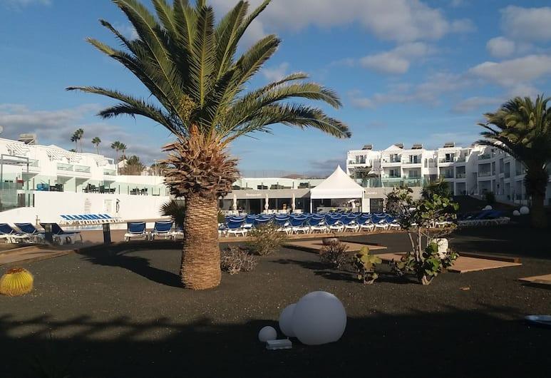 Blue Sea Lanzarote Palm, Tias, Garten