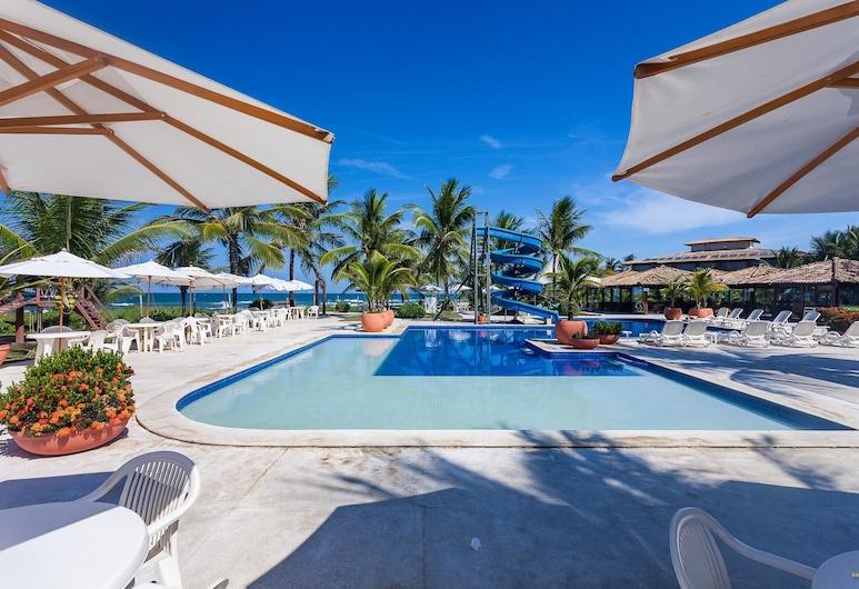 Hotel Praia do Sol, Ilheus, Εξωτερική πισίνα