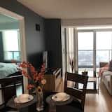 Apartment, 1 Bedroom (Plus Den) - Living Area