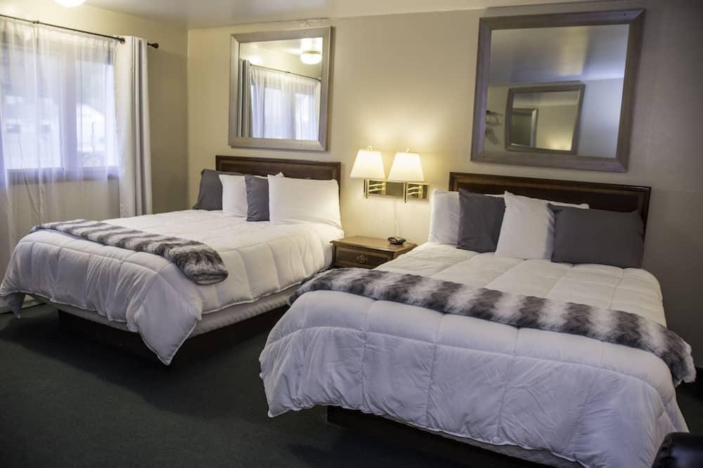 Standard Δωμάτιο, 2 Queen Κρεβάτια, Καπνιστών - Δωμάτιο επισκεπτών