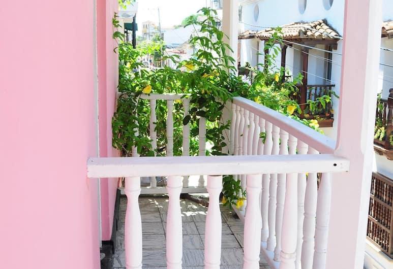 Hotel Balcones de Venecia, Cartagena, Hotel Front