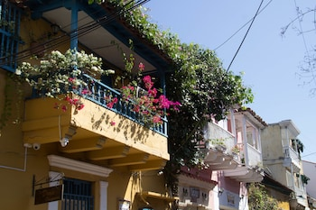 A(z) Hotel Balcones de Venecia hotel fényképe itt: Cartagena