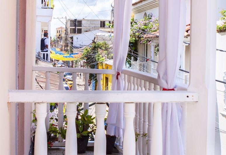 Hotel Balcones de Venecia, Cartagena, Superior Double Room, 1 Bedroom, Balcony, Guest Room