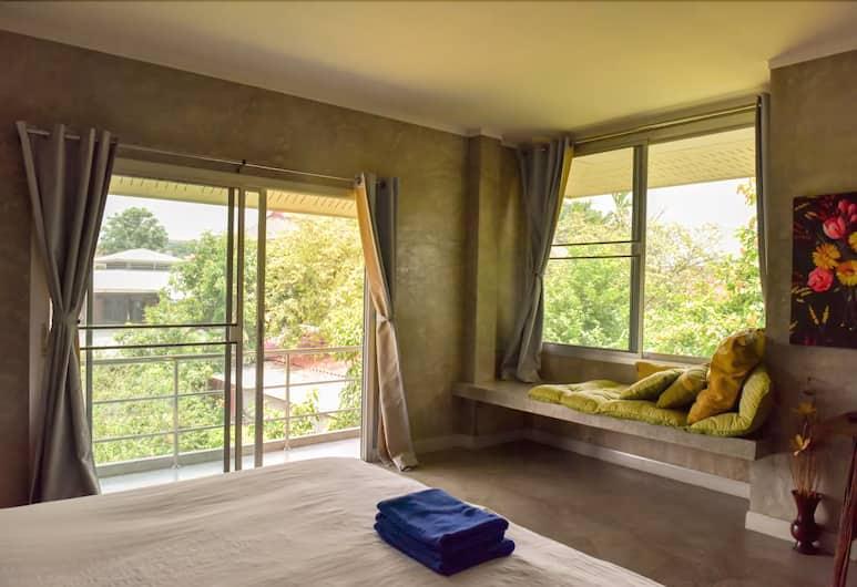 GongKaew HuenKum - Hostel, Chiang Mai, Chambre Triple Familiale, Chambre