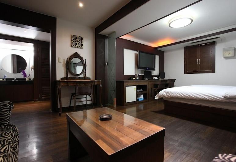 伊茲飯店, 仁川, 套房, 客房