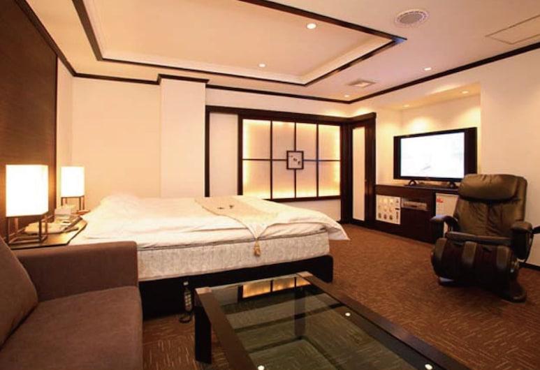 호텔 쿄토 와쿠라 - 어른 전용, Kyoto, 스탠다드 더블룸, 흡연 (Love Hotel), 객실
