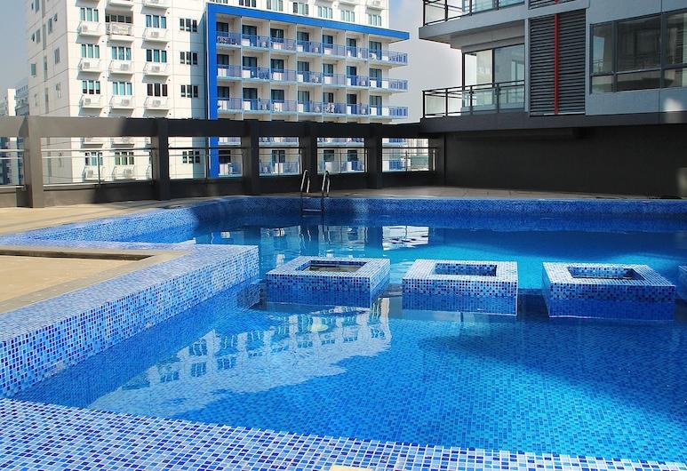 Golden Phoenix Hotel Manila, Pasay, Außenpool
