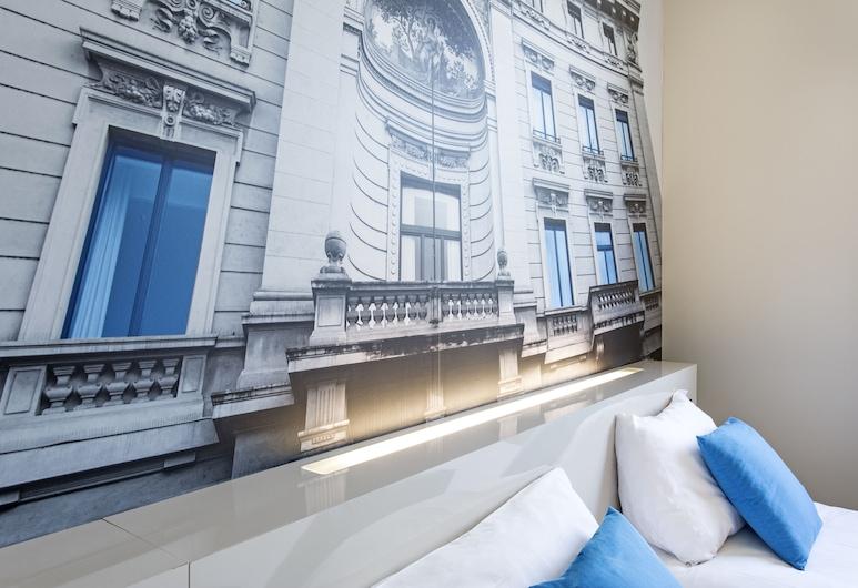 B&B Hotel Milano San Siro, Milan, Kamar Double, akses difabel, non-smoking, Kamar Tamu