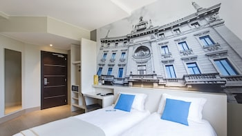Mediolan — zdjęcie hotelu B&B Hotel Milano San Siro