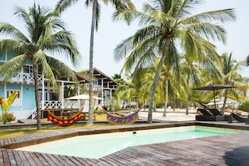 Book this Bed and Breakfast Hotel in Baru Island