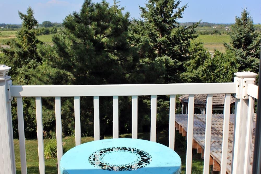 Номер «люкс», вид на виноградники (French Country Cottage Suite) - Балкон