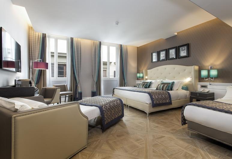 Hotel Spadai, Florence, Junior Suite, Guest Room
