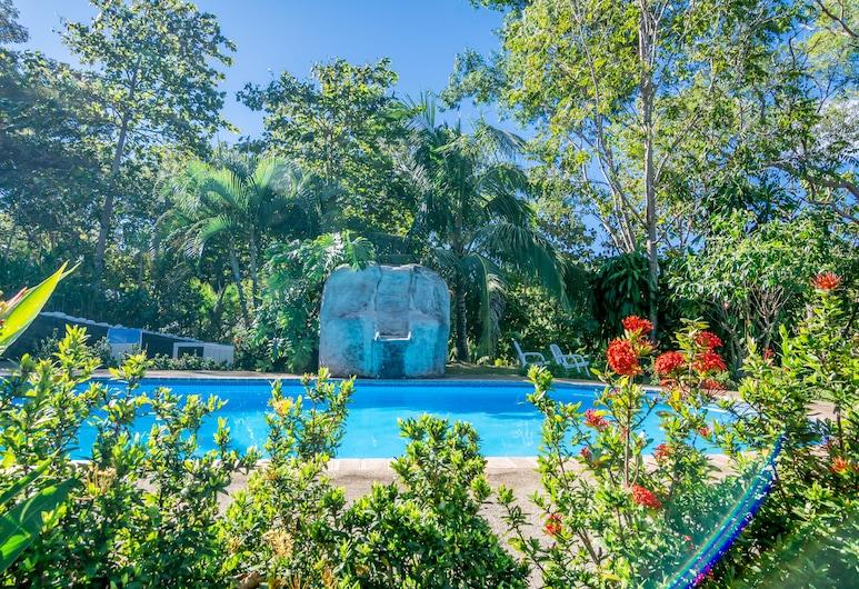 Hotel Cerro Lodge, Tárcoles, Alberca al aire libre
