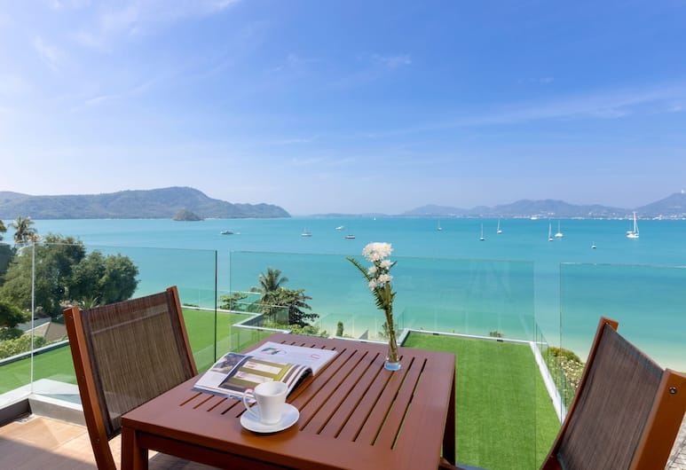 X10 Seaview Suite Panwa Beach, Wichit, Two Bedroom Suite with Sea View , Kamar
