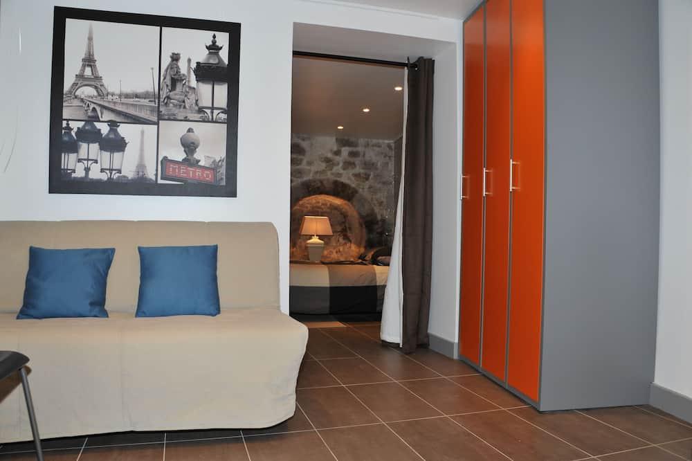 Senior-Suite - Wohnbereich