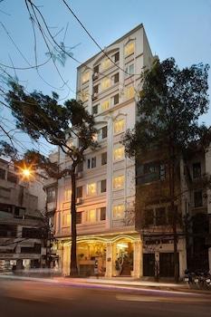 Foto van First Eden Hotel in Hanoi