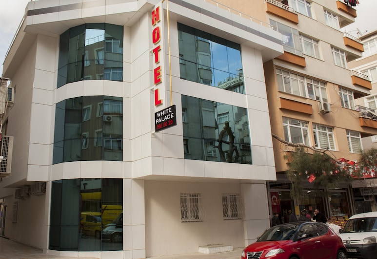 White Palace Hotel, Istanbul
