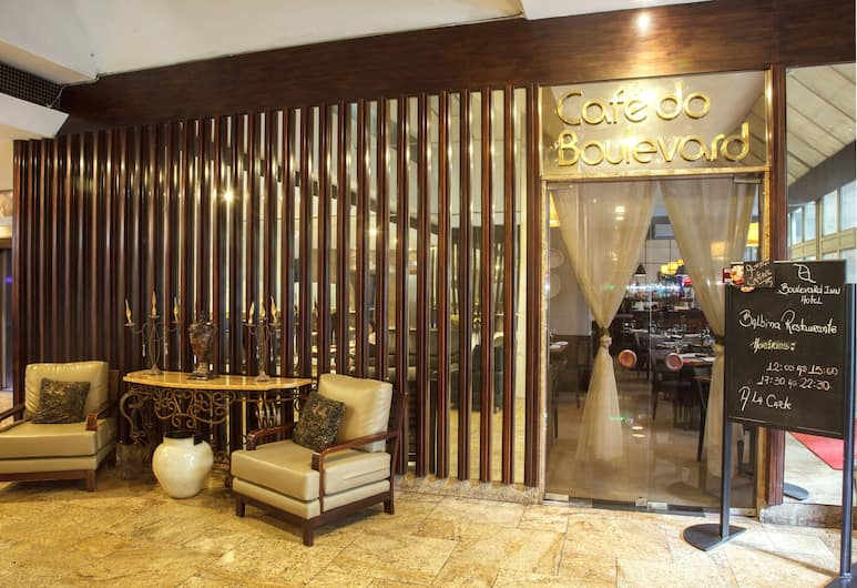 Hotel Boulevard Inn São Paulo, São Paulo, Salonek ve vstupní hale