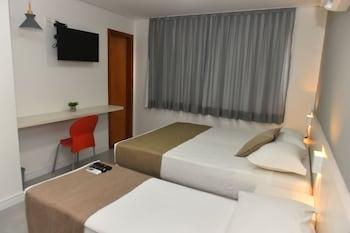 Fortaleza bölgesindeki Hotel Três Caravelas resmi