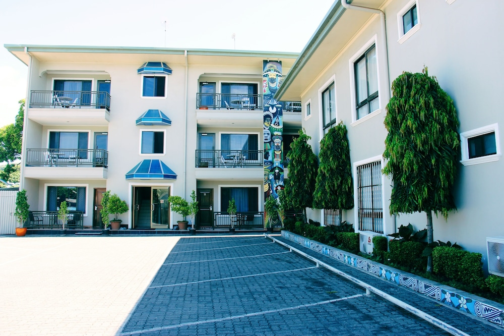 Citi Serviced Apartments Motel Lagatoi Place Port Moresby