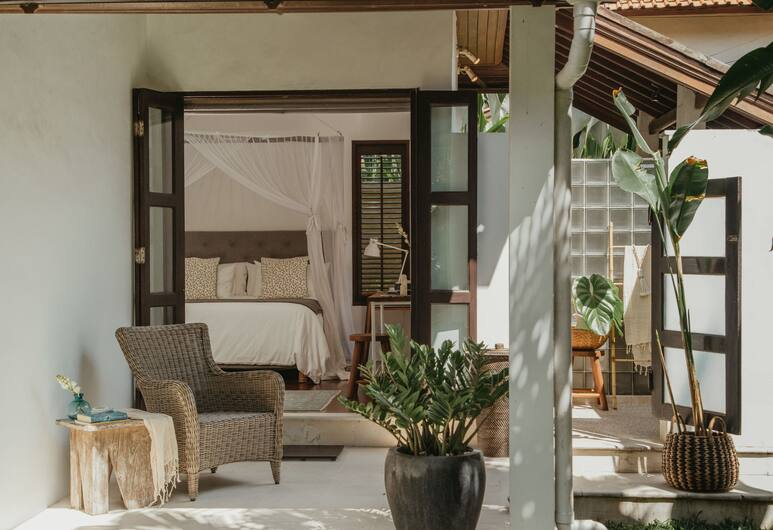 Villa Eight, Seminyak, Vila premium, 2 quartos, Piscina particular, Recepção