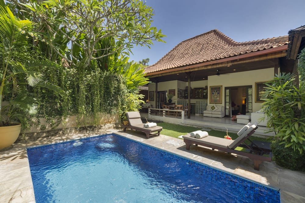 Deluxe Villa, Private Pool - Outdoor Pool