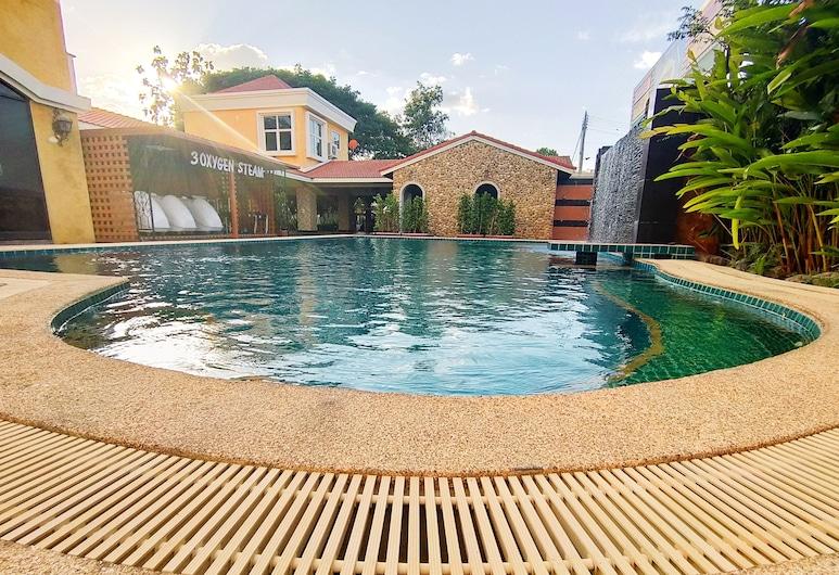 Sun Smile Resort Pattaya, Pattaya, Hồ bơi ngoài trời