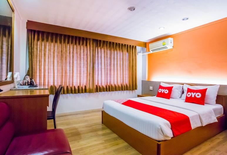 OYO 231 アトラス バンコク ホテル, バンコク, スーペリア ダブルルーム, 部屋