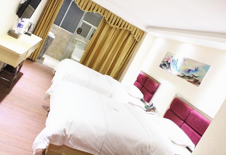 Fangjie Yindu Inn, Cantón, Habitación Deluxe, 2 camas individuales, Habitación
