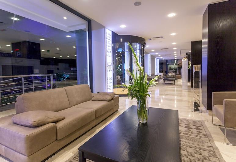 Business Hotel Tunis, Туніс, Вестибюль