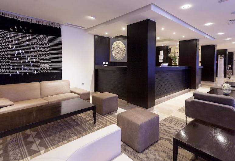 Business Hotel Tunis, טוניס, אזור ישיבה בלובי